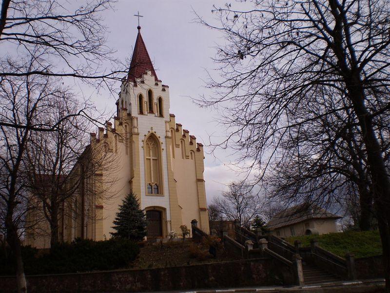 ... Church Of St. Valentine, Kalush. Facebook ...