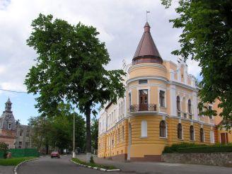 Украинский народный дом, Калуш
