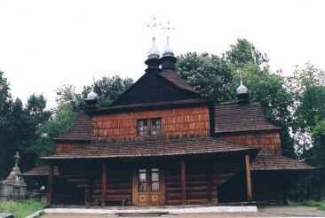 Благовіщенська (Спаська) церква, Коломия