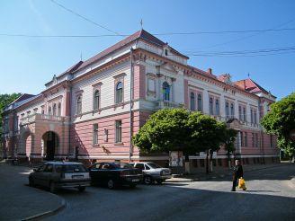 Народный дом в Коломые