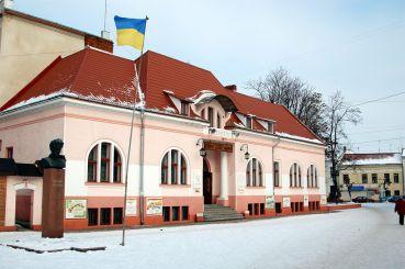Kolomyjsky Academic Drama Theatre. I. Ozarkevicha
