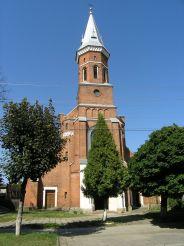 Иезуитский костел Св. Игнатия Лойоллы, Коломыя