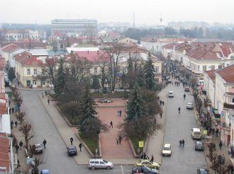 Площа Відродження, Коломия