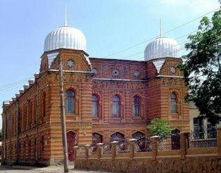 Главная синагога, Кропивницкий