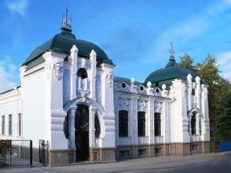 Дом Барского (Краеведческий музей)
