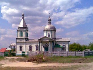 Николаевская церковь, Борки