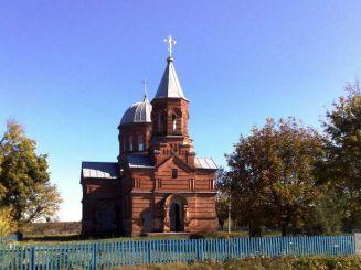 Церковь Св. Параскевы, Крымки