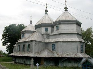 Михайлівська церква, Зеленів
