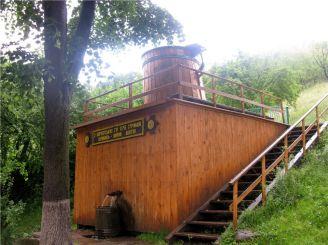 Памятник «Гарчику» великану