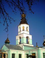 Жаботинский Свято-Онуфриевский мужской монастырь