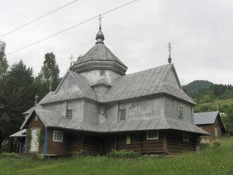 Церква Різдва Богородиці, Криворівня