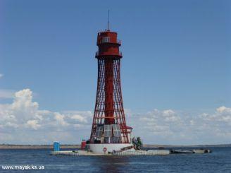 Аджигольский гиперболоидный маяк, Рыбальче