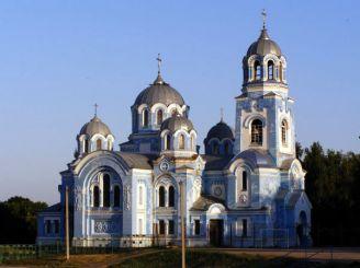 Вознесенский собор, Бобринец