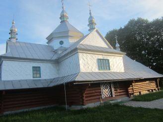 Вознесенська церква, Люча