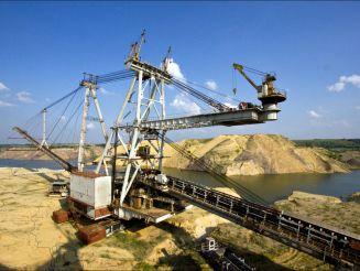 Константиновский угольный разрез, Александрия