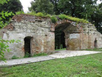 Замок Яблоновських, Маріямпіль