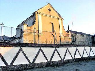 Монастир капуцинів, Маріямпіль