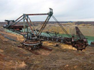 Морозовский угольный разрез, Александрия
