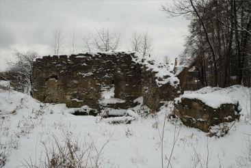 Надвірнянський замок, Надвірна