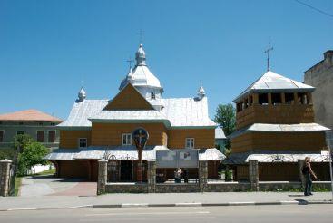 Церковь Воздвижения Честного Креста, Надворная