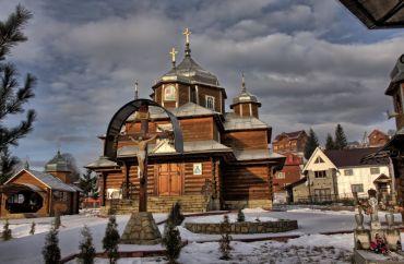 Введенская церковь, Поляница