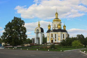 Церква св. Параскеви П'ятниці, Чайкине