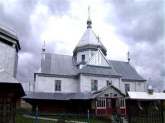 Церква Св. Дмитра, Печеніжин