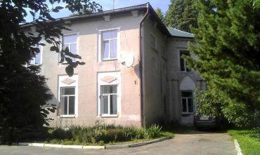Замок Скарбека, Рожнятів