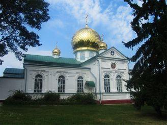 Лебединский Свято-Николаевский женский монастырь