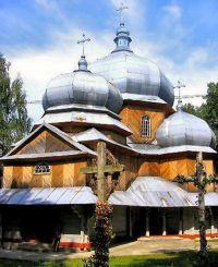 Церковь Въезда Иисуса Христа в Иерусалим, Старый Угринов