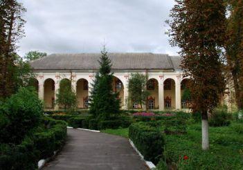 Монастырь кармелиток, Дубно
