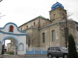 Бернардинский монастырь, Дубно