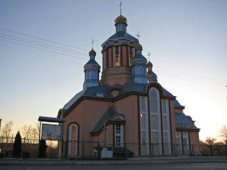 Церква Св. Миколая, Тисмениця