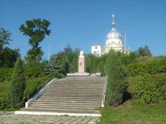 Михайловская церковь, Чесники