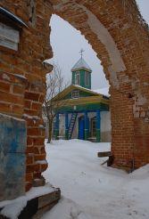 Свято-Николаевский Пустынно-Рыхловский монастырь, Рыхлы