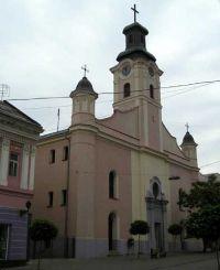 Костел Святого Юрія (Георгія), Ужгород