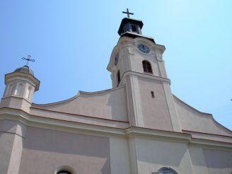 Костел Святого Юрия (Георгия), Ужгород