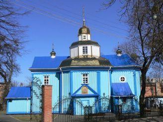 Успенская церковь, Ровно