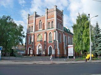 Костел Св. Антония, Ровно