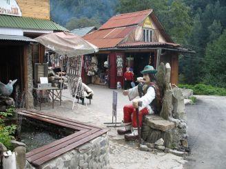 Гуцульський базар, Яремче