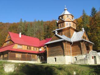 Петропавловская церковь (Музей Шептицкого), Яремче