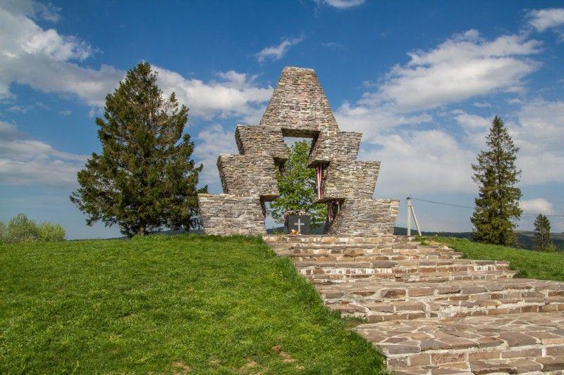 Картинки по запросу верецький перевал меморіал