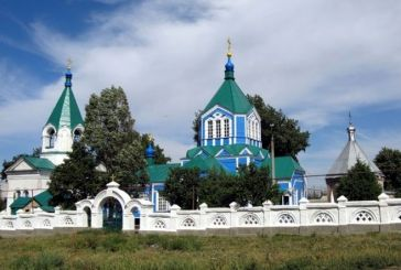 Nicholas Church, Donetsk