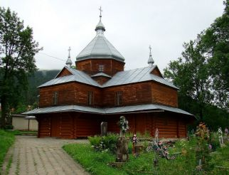 Church of the Assumption, Yaremche