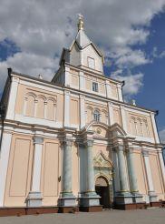 Воскресенский монастырь, Корец