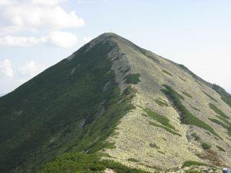 Гора Довбушанка