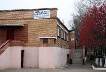 Museum astronauts Volkovs