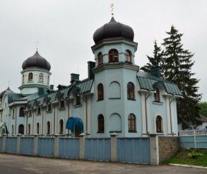 Гощанский монастырь