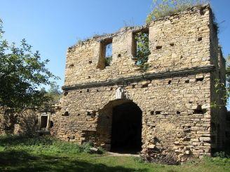 Chernelitsky castle Chernelitsa