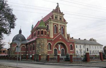 Монастир капуцинів (Церква Йосафата), Львів